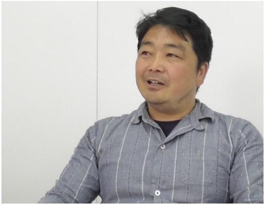 バルーンバスターズの開発者、鹿股幸男